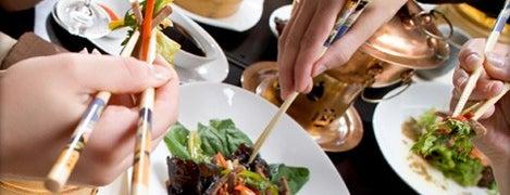 Edora Wok is one of Sushi Love.