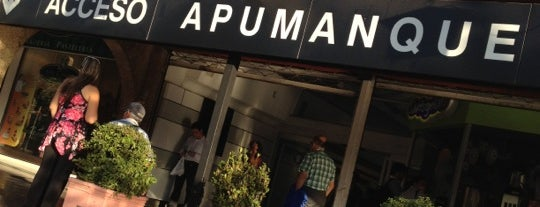 Apumanque is one of Chile.
