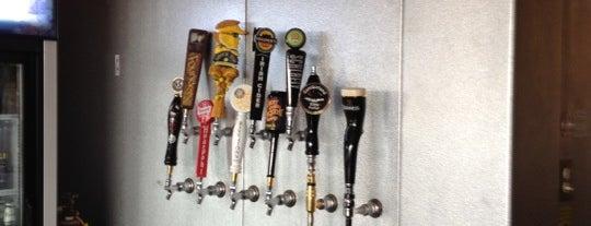 Holler Hops & Grill is one of Cincinnati Beer Geek.