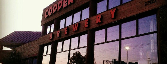 Copper Canyon Brewery is one of Michigan Breweries.