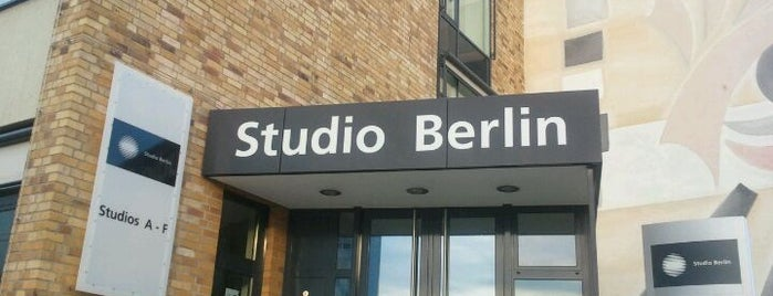 Studio Berlin Adlershof GmbH is one of Berlin And More.