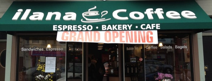 Ilana Coffee is one of Places to eat in our Hood.