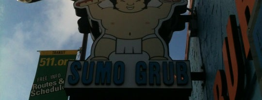 Sumo Grub is one of Yums.