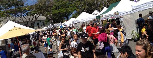 KCC Saturday Farmers Market is one of Favorites, Waikiki.