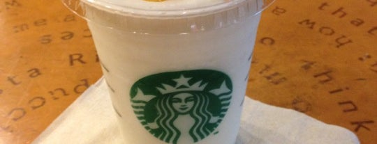 Starbucks is one of My makan places.