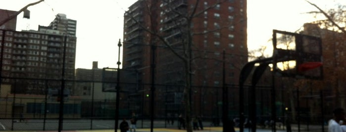 GOAT Courts is one of Best pick up basketball courts in NYC.