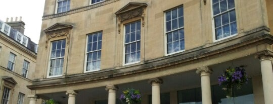Thermae Bath Spa is one of 36 hours in...Bath.