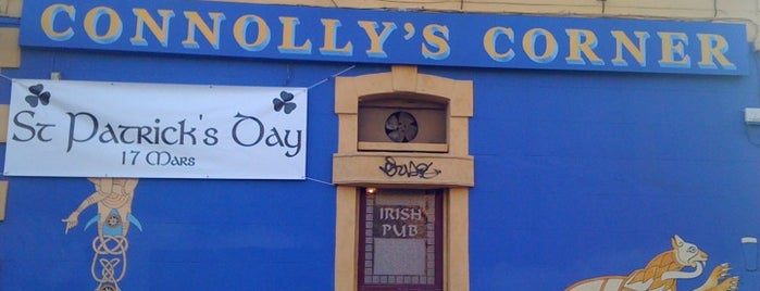 Connolly's Corner is one of Beer Map.
