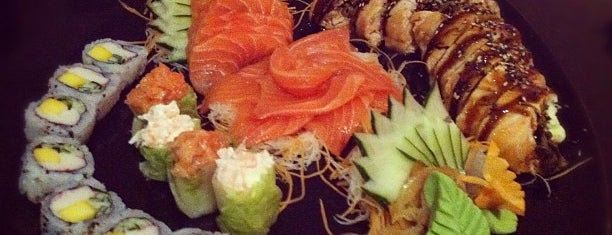 Shitake Dining Club is one of Sushi em Campão.