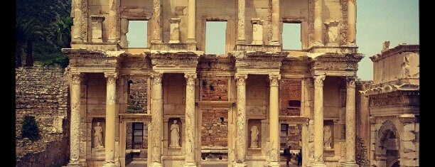 Library of Celsus is one of Places To See Before I Die.