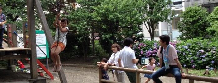 笄公園 is one of 公園.