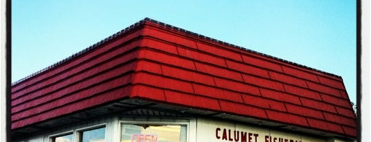 Calumet Fisheries is one of Must-see seafood places in USA. & Asia.