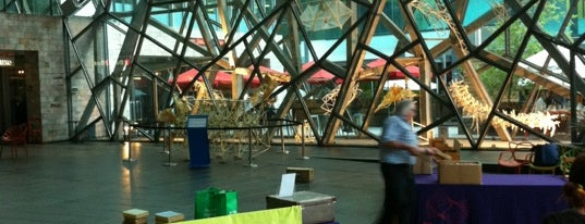Federation Square Book Market is one of Quintessential Melbourne.