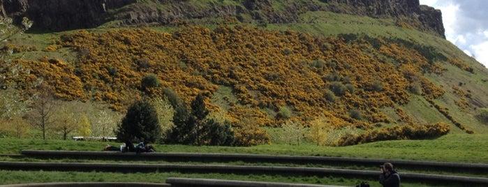 Holyrood Park is one of Edinburgh.