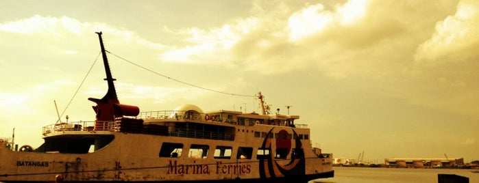 BREDCO Port is one of Places I've been to....