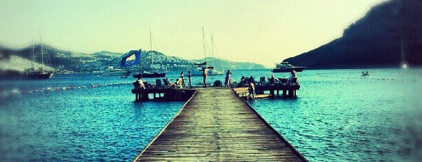 Xuma Beach is one of Guide to Bodrum's best spots.