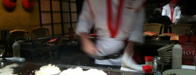 Benihana is one of All-time favorites in USA.