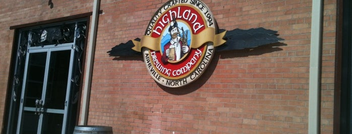 Highland Brewing Company is one of Breweries and Brewpubs.