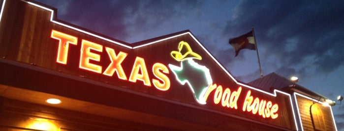 Texas Roadhouse is one of Top BBQ in Colorado Springs.