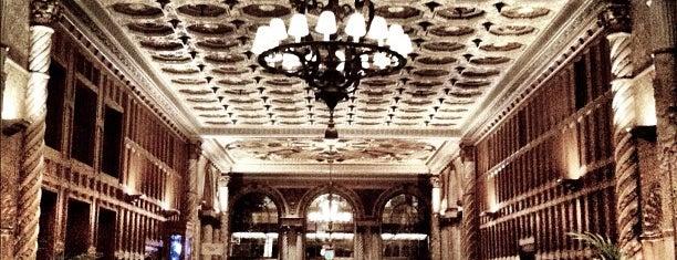 Millennium Biltmore Hotel Los Angeles is one of Fun LA.