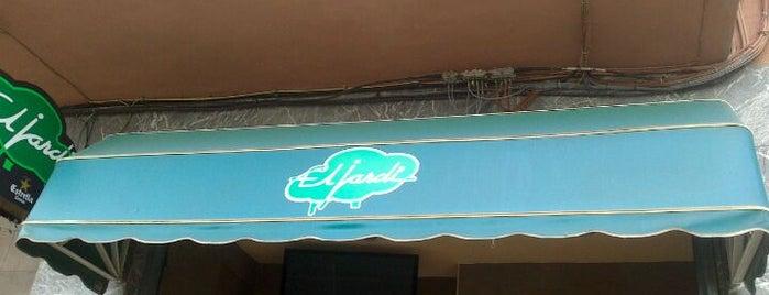 El Jardí is one of Pubs de Alcoy.