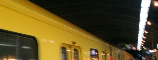 地铁花地湾站 - Huadiwan Metro Station is one of 廣州 Guangzhou - Metro Stations.