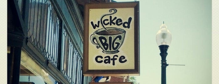 Wicked Big Cafe is one of Haverhill.
