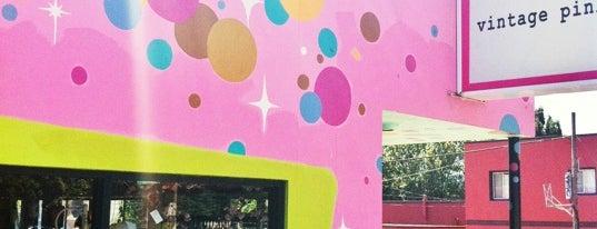 Vintage Pink is one of NoConformity PDX.