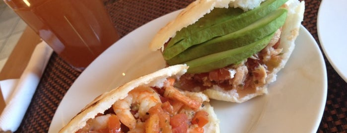 Arepas Cafe is one of Cafes to Visit.