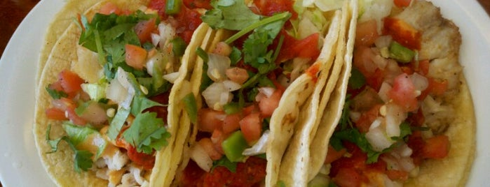Tacos N More is one of 20 favorite restaurants.