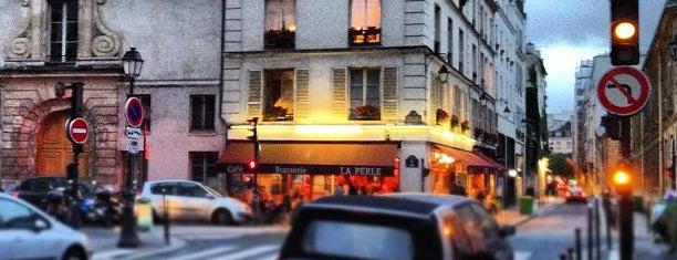 Rue Vieille du Temple is one of Shopping Paris.