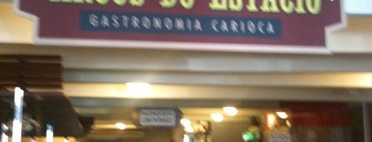 Arcos do Estácio is one of Onde comer próximo a PCRJ.