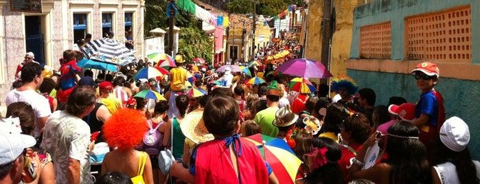 Quatro Cantos De Olinda is one of Turistando em Pernambuco/Tourism in Pernambuco.