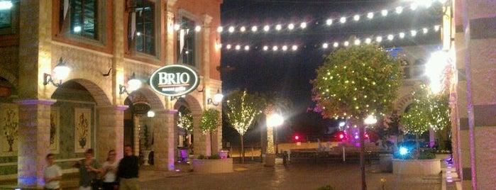 Tivoli Village is one of Vegas.