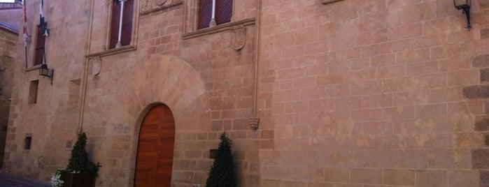 Palacio de Mayoralgo is one of Descubriendo Cáceres.