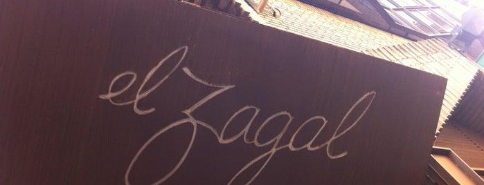 El Zagal is one of Restaurantes Gastrofestival 2012 25€.