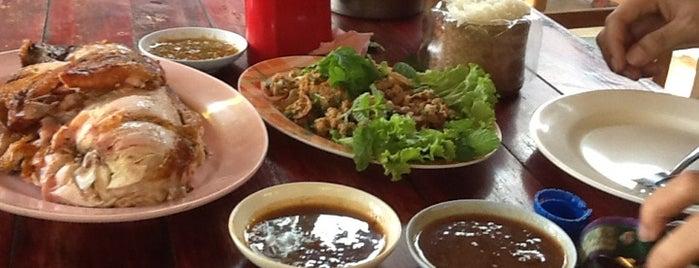 ไก่ถังวังทอง is one of Top picks for Thai Restaurants.