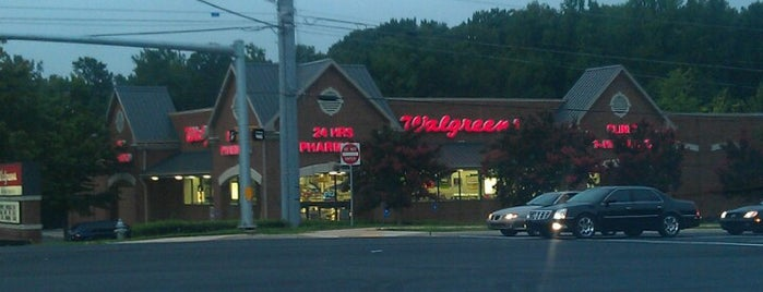 Walgreens is one of The Chad.
