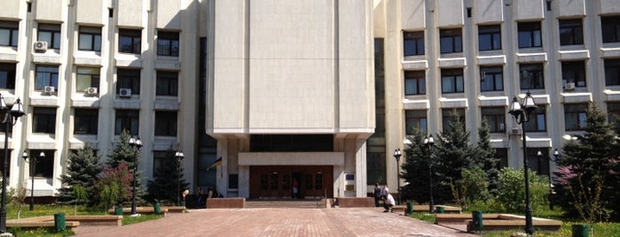 Інститут міжнародних відносин / Institute of International Relations is one of 주변장소5.