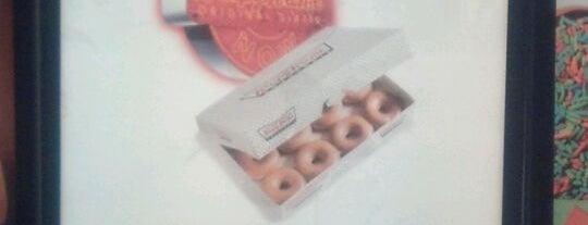 Krispy Kreme Doughnuts is one of Love it!.