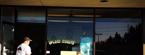 Upland Donuts is one of My Most Visited Places!.