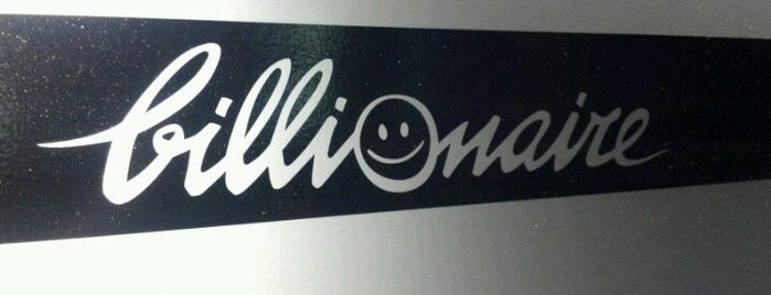 Billionaire Club is one of Места.