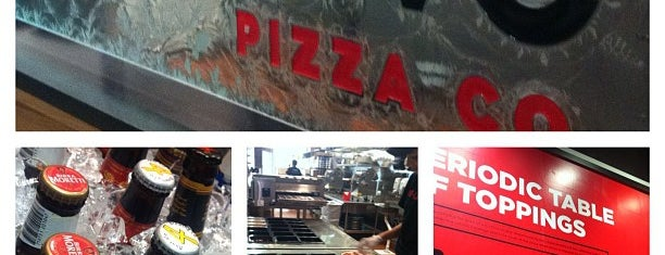 Pie Five Pizza Co. is one of eat..