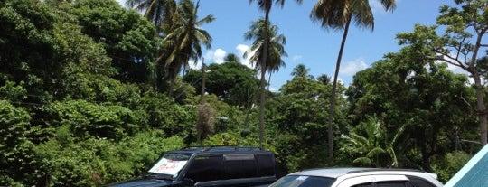 River Sallee Park is one of Grenada.
