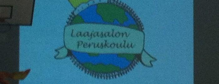 Laajasalon Peruskoulu is one of Moido.