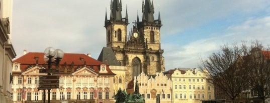 Kostel sv. Jiljí | Church of St. Gilles is one of 36 hours in... Prague.