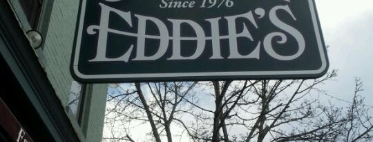 Cheesy Eddies is one of Eat Rochester.