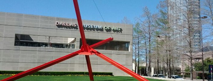 Dallas Museum of Art is one of Best of Dallas.