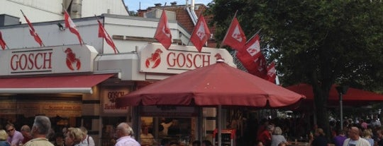 Gosch Schlemmer-Eck is one of zwei.