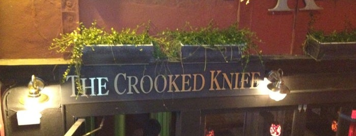 CK14 - The Crooked Knife is one of Favorites.